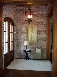 Interior Wall Design Best 25 Interior Brick Walls Ideas On Pinterest Vaulted Ceiling