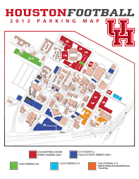 Permit Parking Chicago Map by Uhcougars Com Fan Primer Houston Vs North Texas