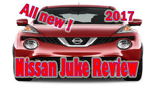 nissan juke 2017 red 2017 nissan juke review youtube