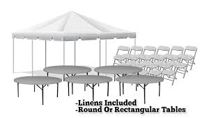 table and chair rentals near me home happy party rental miami