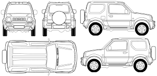 suzuki jimny sj410 index of blueprints suzuki