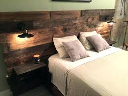 queen headboard with storage and lights built in headboard modern built in headboards for contemporary