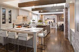 rustic modern kitchen ideas rustic modern modern kitchen cleveland by davinci floors
