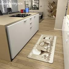 Esszimmer Teppich Küchenläufer Küchenmatte Läufer Küchenteppich Cappuccino Kl 8 Neu