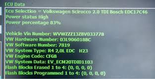 read edc17 c46 with mpps v18