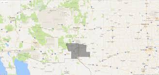 El Paso Zip Code Map by South Central Regional Transit U2013 Scrtd
