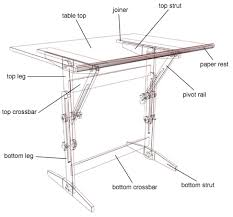 Build Drafting Table Wooden Drafting Tables Google Search Drafting Tables