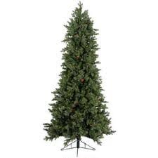 pre lit artificial trees bronner s
