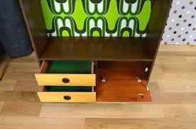 meubles design vintage meuble vestiaire design vintage rétro année 1970