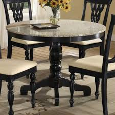 round granite table top round granite kitchen table dining for high end and sophisticated