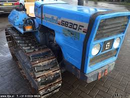landini 5830 f crawler tractor tractors agricultural