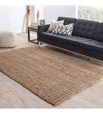 Black Jute Rug Gloria Jute Rug Natural