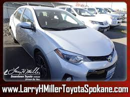 Certified Used 2016 Toyota Corolla For Sale In Spokane Wa