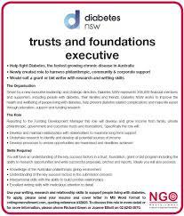 Blind Trust Australia Ngo Recruitment Fundraising Jobs Ngo Recruitment