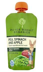 rabbit organics reviews pumpkin tree rabbit organics pea spinach and apple organic