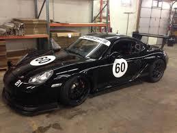 porsche cayman racing 2009 porsche cayman s pdk race car pca gtb1 itc p1 rennlist