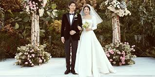 wedding dress song reveals their process song hye kyo s one of a