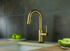 Brushed Brass Kitchen Faucet by Kitchen Faucet Smitten Studio La Home Goods Pinterest
