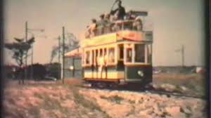 eastbourne tramway 1959 youtube