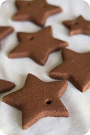 easy 3 ingredient cinnamon ornaments cinnamon ornaments