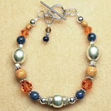 beaded bracelet clasp images Bali bead bracelet beaded bracelet natural stone bracelet jpg