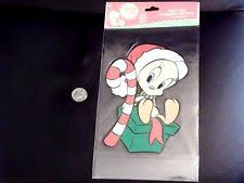 Peanuts Christmas Window Decorations by Gel Christmas U0026 Winter Window Decorations Ebay