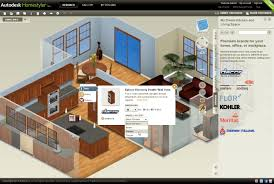 Autodesk Homestyler Easy to Use Free 2D and 3D line Home