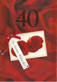glã ckwunschkarten zum hochzeitstag white cotton cards wa40 rubin hochzeit motiv chagnergl auml