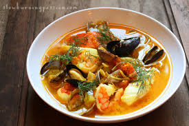 haute cuisine recipes how to a bouillabaisse