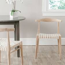 Woven Dining Chair Home Decor Wonderful Woven Dining Chairs Fox1018a Set2 Chairs