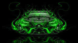 green bugatti bugatti vision gran turismo frontup super fire car 2016 el tony