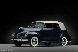 ford convertible 1939 ford deluxe convertible sedan review cool classic car
