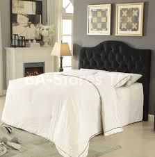 Bedroom Furniture Stores Nyc by Sale 288 00 Headingley Velvet Headboard Black Headboards Coa