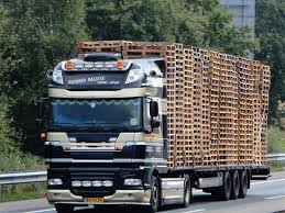 daf xf105 superspacecab from plokker pallets holland holland