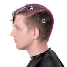 mens haircuts step by step 41 best boys and men s cuts images on pinterest hair dos men s