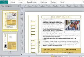 office newsletter free newsletter templates office newsletter