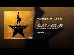 washington on your side lyrics manuel miranda genius lyrics