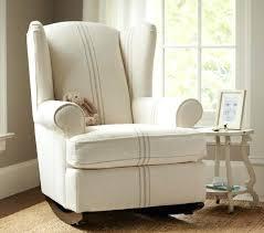 Gliding Rocking Chair For Nursery Baby Glider Recliner Querocomprar Me
