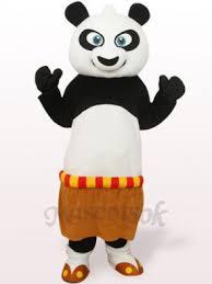 Kung Fu Panda Halloween Costumes Custom Mascot Costumes Sale Schools Mascots Colleges Mascots