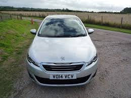 peugeot diesel for sale used silver metallic peugeot 308 for sale monmouthshire