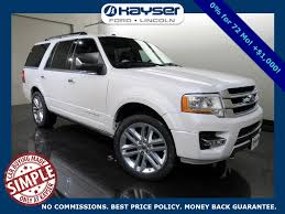 ford expedition 2017 new ford expedition special offers madison wisconsin