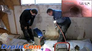 Interior Basement Wall Waterproofing Membrane Interior Basement Waterproofing Draincom Com Youtube