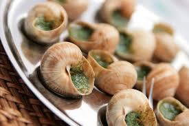 escargot cuisiné escargots au beurre d ail recettes cuisine française
