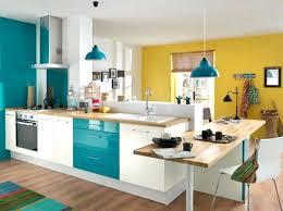 cuisine bleu turquoise verre laquac sur mesure couleurs au choix professionnel au juste