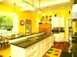 yellow paint colors for kitchen yellow kitchen paint with white