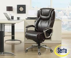 Serta Office Chair Review Amazon Com Serta Big And Tall Smart Layers Premium Elite Foam