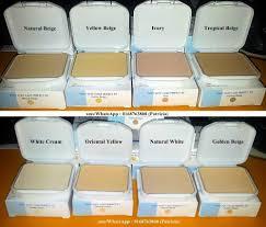 Bedak Pixy White pixy uv whitening two way cake fit tropical beige refill