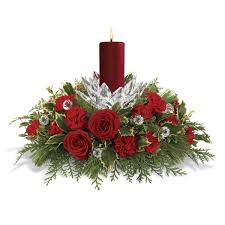 christmas flower arrangements centerpieces christmas centerpiece