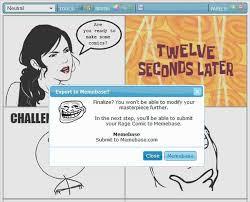 How To Create A Meme Comic - create your own meme comics with rage builder geek fun tips