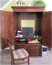 Computer Corner Armoire Computer Armoire Corner Abolishmcrm